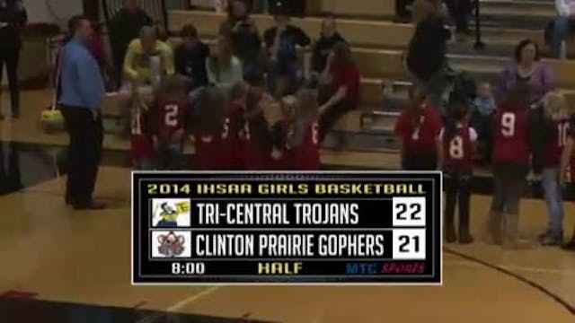 2014 GBB Tri Central at Clinton Prairie
