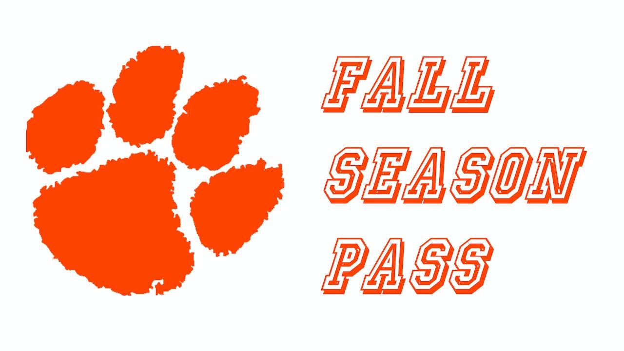 2020 Lawrenceburg Tigers Fall Season Pass
