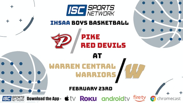 2021 BBB Pike at Warren Central 2/23