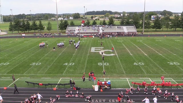 2014 FB Franklin County at East Central