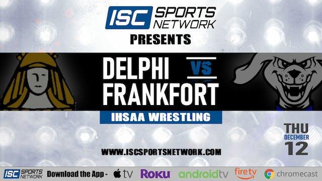 2019 WRE Delphi vs Frankfort