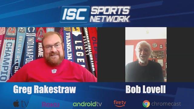 Rake's Zoom Show: Ep16 Bob Lovell