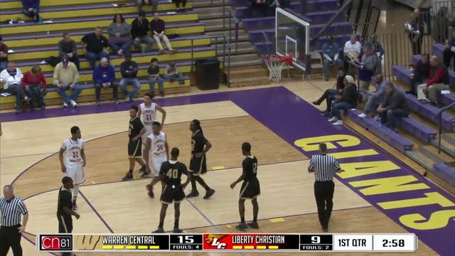2015 BBB MBC Warren Central vs Libert...