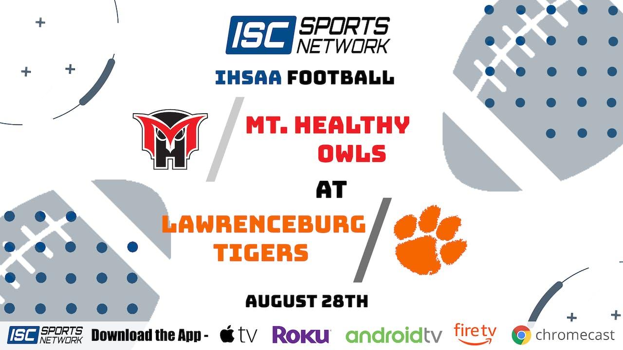 2020 FB Mt. Healthy at Lawrenceburg 8/28/20