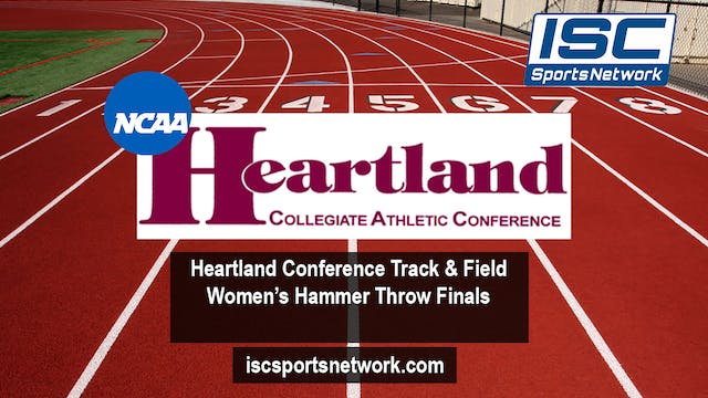 2019 HCAC Womens Hammer Throw