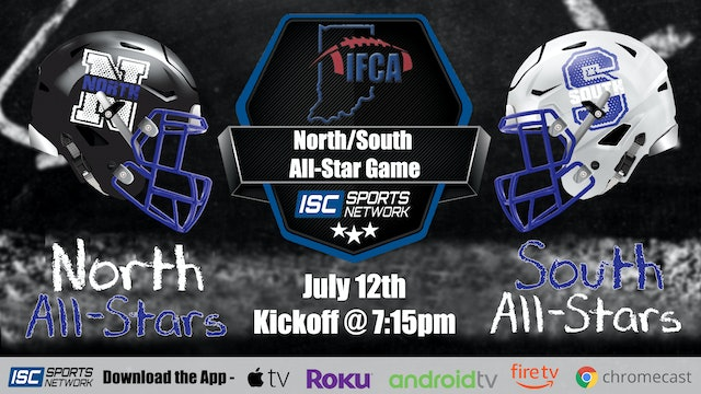 2019 IFCA North South All Star Football Game