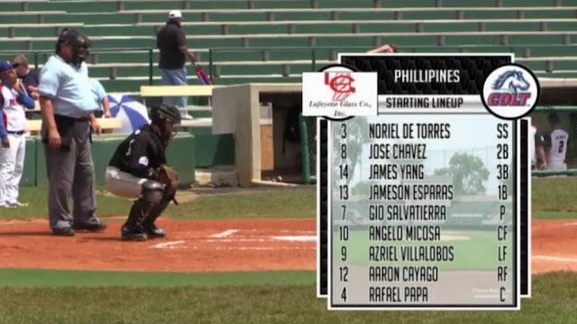 2014 Game 13 Philippines vs Hoosier North