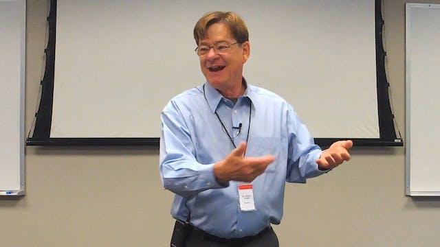 Why I am a Creationist - Dr. Steve Austin, Geologist