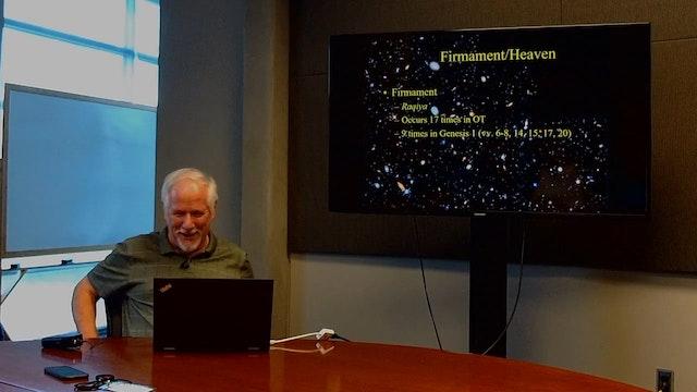 Astronomy: Biblical Astronomy