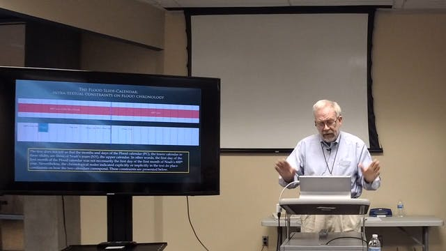 Biblical Studies: Literary Structures in Flood Account