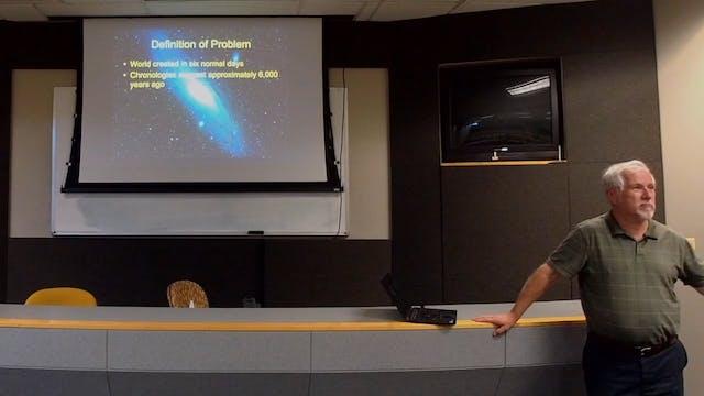 Astronomy: Light Travel & Time