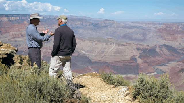 4. Grand Canyon: Desert View & the Colorado River