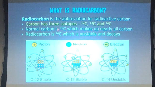 Geology: Radiocarbon - In Need of Rec...