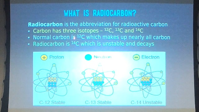 Geology: Radiocarbon - In Need of Recalibration