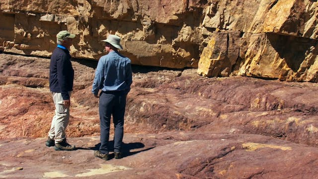 5. The Great Unconformity and Megasequences