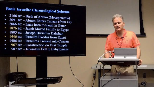 Archeology: Jacob and Joseph in Egypt
