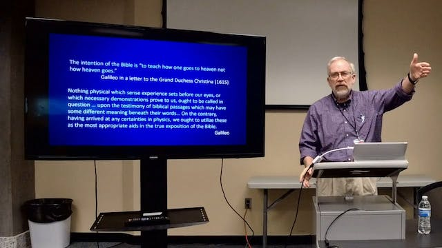 Biblical Studies: How did the Authority of Scripture get Dethroned?