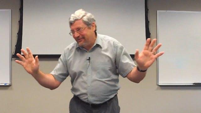 Why I am a Creationist - Kurt Wise, Paleontologist