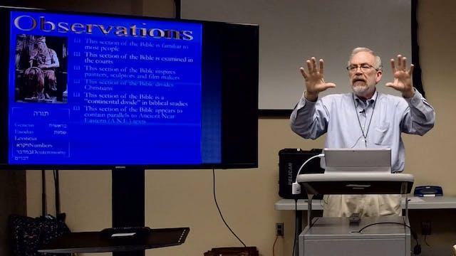 Biblical Studies: Intro to OT Theology