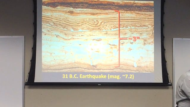 Geology: Geophysics of the Flood