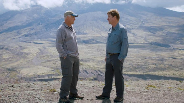 1. Mount St. Helens: Catastrophic Geology