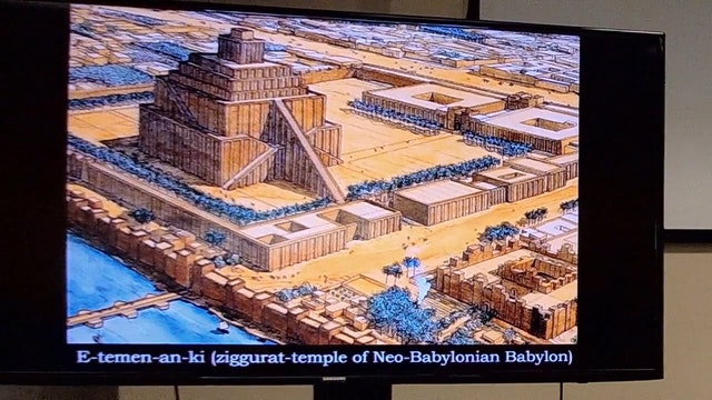 Archeology: Identifing Babel and its Tower