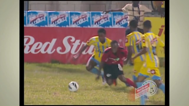 2012-2013 RSPL Highlights Matchday 04 - WHFC vs AGFC