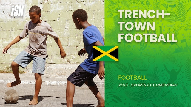 Jamaican Street Football in Trenchtown