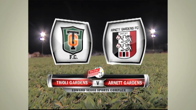 2012-2013 RSPL Highlights Matchday 18 - TGFC vs AGFC