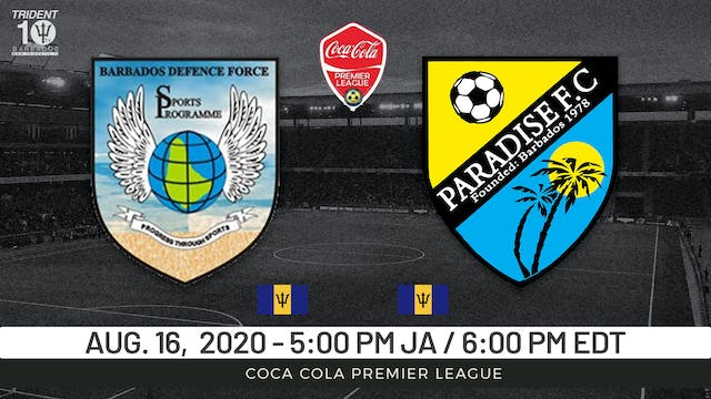 Barbados Defense Force v. Paradise