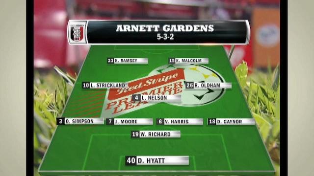 2012-2013 RSPL Highlights Matchday 01 - BTFC vs AGFC