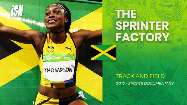The Sprinter Factory - Jamaican Female Sprinters