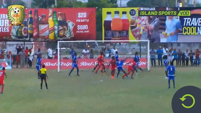UWI v. Mount Pleasant - Quarter Finals Leg 1