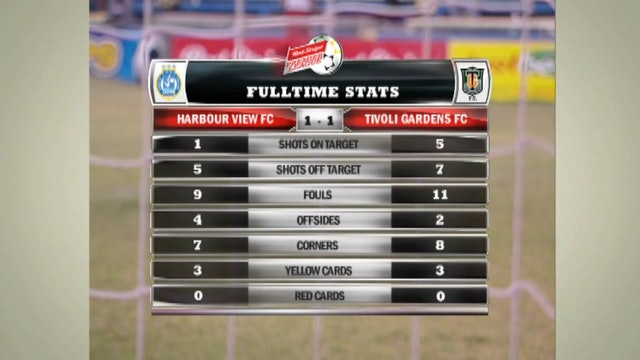 2012-2013 RSPL Semi Final Highlights - HVFC vs TGFC