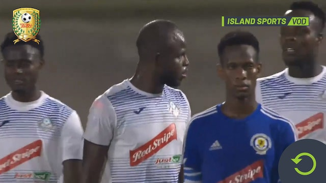 Portmore v. Mount Pleasant - Semi-Final Leg 2