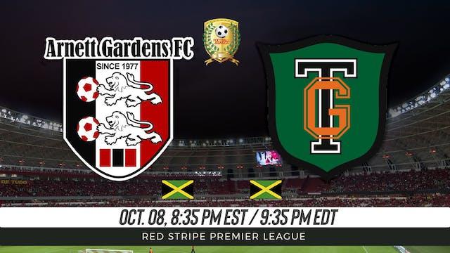 Arnett Gardens FC v Tivoli Gardens FC
