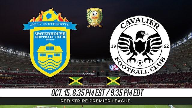 Waterhouse FC v Cavalier FC