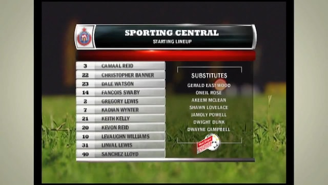 2012-2013 RSPL Highlights Matchday 03 - CFC vs SPFC