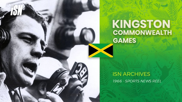 Kingston Commonwealth Games 'olympics' (1966)