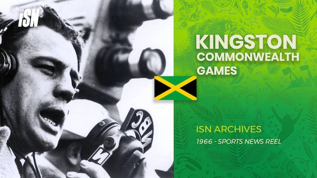 Kingston Commonwealth Games 'olympics...