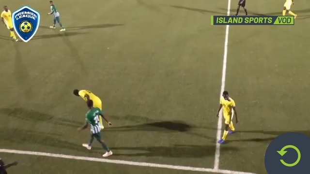BDF v. Weymouth Wales - Championship FINAL Leg 1