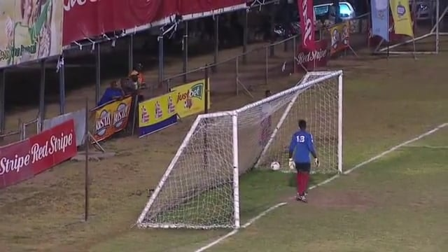 2013-2014 RSPL Highlights - TGFC vs RUFC Feb 24, 2014
