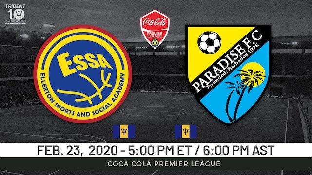 Ellerton v. Paradise FC