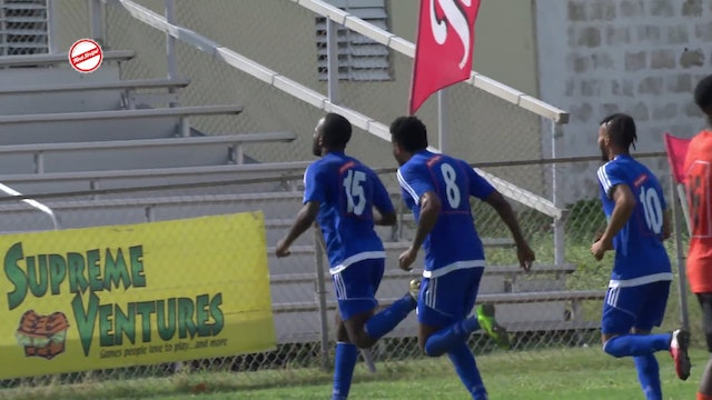 2016-2017 RSPL Quarter-finals 1st Leg Highlights - TGFC vs PUFC