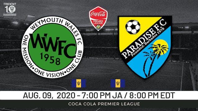 Weymouth Wales v. Paradise