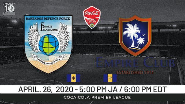 Barbados Defense Force v. Empire Club