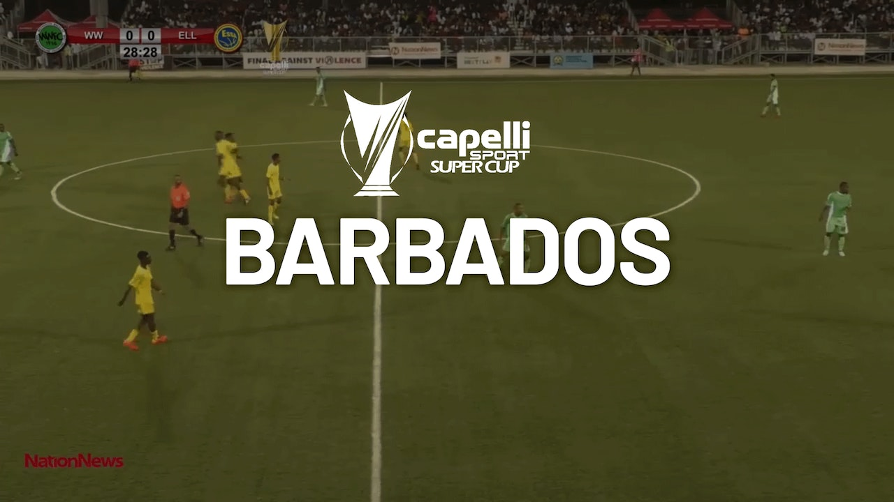 Barbados Capelli Super Cup