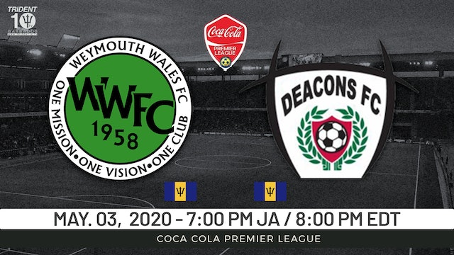 Weymouth Wales v. Deacons FC