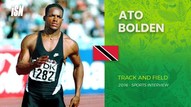 West Indies Legends Of Athletics Inte...