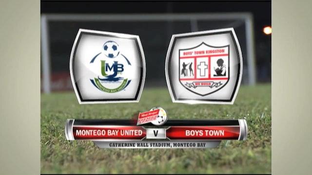 2012-2013 RSPL Highlights Matchday 13 - MBUFC vs BTFC